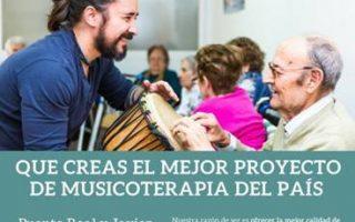 Javier Alcantara musicoterapia