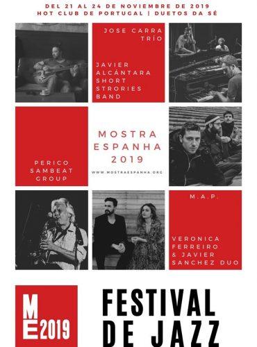 JAVIER ALCANTARA IKIGAI EN FESTIVAL MOSTRA ESPANHA LISBOA